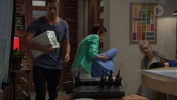 Tyler Brennan, Susan Kennedy in Neighbours Episode 7338