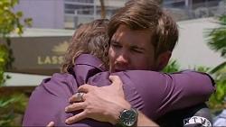 Brad Willis, Ned Willis in Neighbours Episode 7338