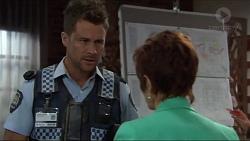Mark Brennan, Susan Kennedy in Neighbours Episode 7338