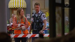 Sonya Mitchell, Mark Brennan in Neighbours Episode 7339