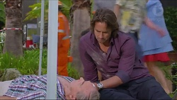 Doug Willis, Brad Willis in Neighbours Episode 7339
