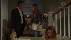Paul Robinson, Piper Willis, Terese Willis in Neighbours Episode 7339