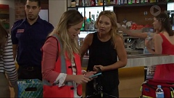 Sonya Mitchell, Steph Scully in Neighbours Episode 7339