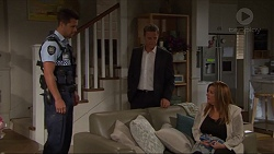 Mark Brennan, Paul Robinson, Terese Willis in Neighbours Episode 7339