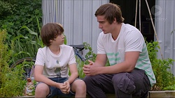 Jimmy Williams, Kyle Canning in Neighbours Episode 7340