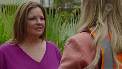 Terese Willis, Sonya Rebecchi in Neighbours Episode 7341