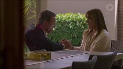 Paul Robinson, Nina Williams in Neighbours Episode 7341