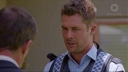 Paul Robinson, Mark Brennan in Neighbours Episode 7341