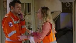 Nate Kinski, Sonya Rebecchi in Neighbours Episode 7341