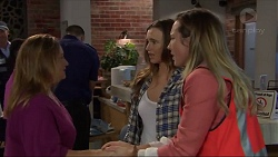 Terese Willis, Amy Williams, Sonya Rebecchi in Neighbours Episode 7341