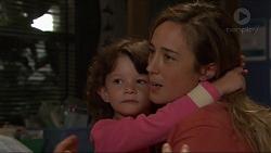 Nell Rebecchi, Sonya Rebecchi in Neighbours Episode 7341