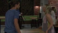 Tyler Brennan, Lauren Turner in Neighbours Episode 7341