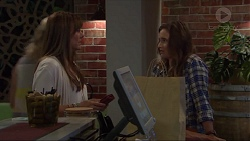Nina Williams, Amy Williams in Neighbours Episode 7341