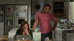 Terese Willis, Brad Willis in Neighbours Episode 7342