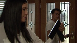 Sarah Beaumont, Ben Kirk in Neighbours Episode 7342