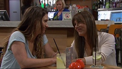 Amy Williams, Sheila Canning, Nina Williams in Neighbours Episode 7342