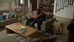 Brad Willis, Terese Willis in Neighbours Episode 7342