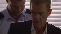 Mark Brennan, Paul Robinson in Neighbours Episode 7342