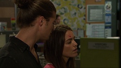 Tyler Brennan, Paige Smith in Neighbours Episode 7343