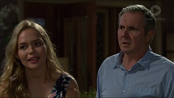 Xanthe Canning, Karl Kennedy in Neighbours Episode 7343