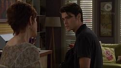 Susan Kennedy, Ben Kirk in Neighbours Episode 7344