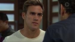 Aaron Brennan, Nate Kinski in Neighbours Episode 7344