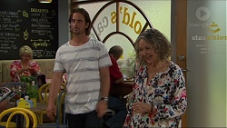 Brad Willis, Pam Willis in Neighbours Episode 7345