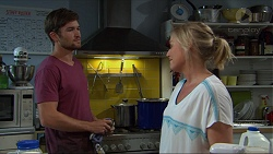 Ned Willis, Lauren Turner in Neighbours Episode 7345