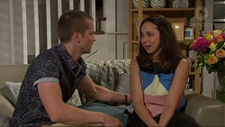 Daniel Robinson, Imogen Willis in Neighbours Episode 7345