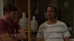 Ned Willis, Brad Willis in Neighbours Episode 7345