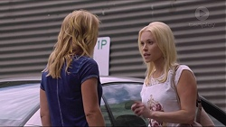 Steph Scully, Cecilia Saint in Neighbours Episode 7346