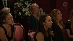 Paige Novak, Lauren Turner, Imogen Willis, Terese Willis in Neighbours Episode 7346