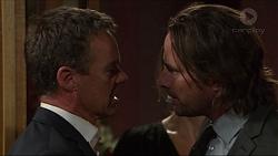 Paul Robinson, Brad Willis in Neighbours Episode 7346