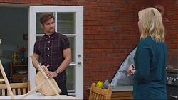 Ned Willis, Lauren Turner in Neighbours Episode 7347