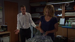 Paul Robinson, Steph Scully in Neighbours Episode 7347