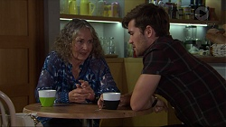 Pam Willis, Ned Willis in Neighbours Episode 7347