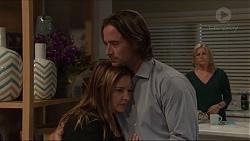 Terese Willis, Brad Willis, Lauren Turner in Neighbours Episode 7347