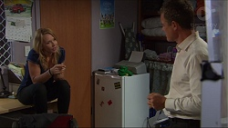 Steph Scully, Paul Robinson in Neighbours Episode 7348