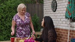 Sheila Canning, Sarah Beaumont in Neighbours Episode 7348