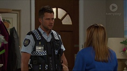 Mark Brennan, Terese Willis in Neighbours Episode 7348
