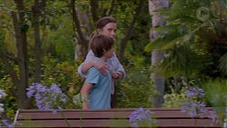 Jimmy Williams, Amy Williams in Neighbours Episode 7348