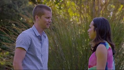 Daniel Robinson, Imogen Willis in Neighbours Episode 7349