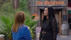 Terese Willis, Sarah Beaumont in Neighbours Episode 7349