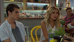 Ben Kirk, Madison Robinson in Neighbours Episode 7350