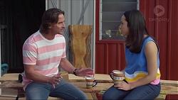 Brad Willis, Imogen Willis in Neighbours Episode 7351