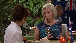 Susan Kennedy, Sheila Canning in Neighbours Episode 7351