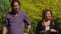Brad Willis, Terese Willis in Neighbours Episode 7352