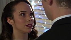 Imogen Willis, Daniel Robinson in Neighbours Episode 7352