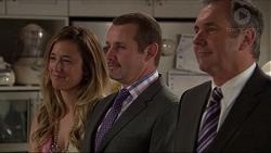 Sonya Rebecchi, Toadie Rebecchi, Karl Kennedy in Neighbours Episode 7352