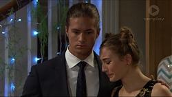 Tyler Brennan, Piper Willis in Neighbours Episode 7352